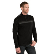 KUHL Downhill Racr Mens Sweater, Black-Koal, medium