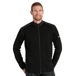 KUHL Racr X Full Zip Mens Jacket, Black-Koal, 256