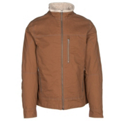 KUHL Burr Lined Mens Jacket, Teak, medium