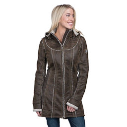 KUHL Dani Sherpa Womens Jacket, Oak, 256