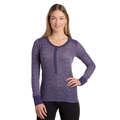 KUHL Mia Thermal Womens Mid Layer, Carbon, viewer