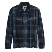KUHL Rift Flannel, Pirate Blue, medium