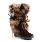 Pajar Fox Trot Womens Boots, Brown, medium