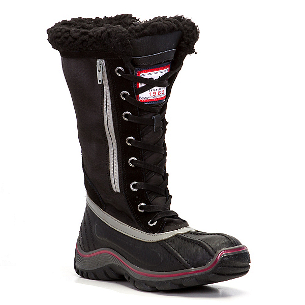 Pajar Alex Womens Boots, Black, 600