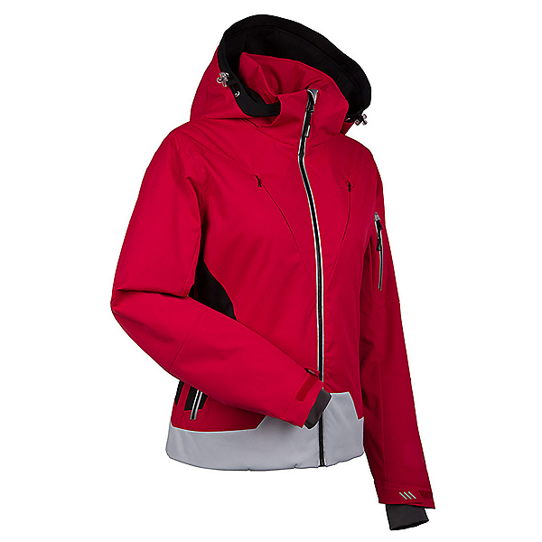 NILS Fran Womens Insulated Ski Jacket, , 600