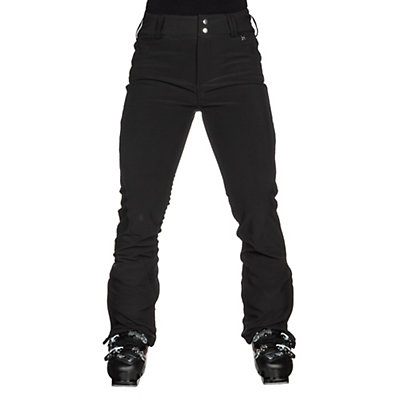 NILS Betty Womens Ski Pants, Black, viewer