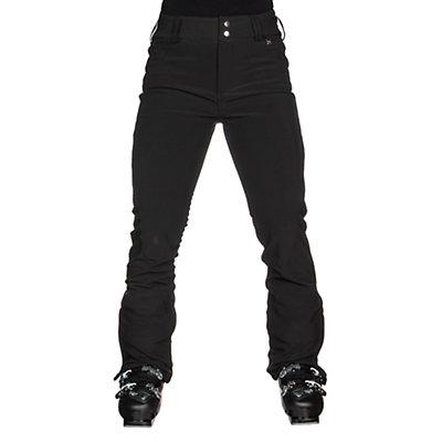 Nils Betty Womens Ski Pants, Black, viewer