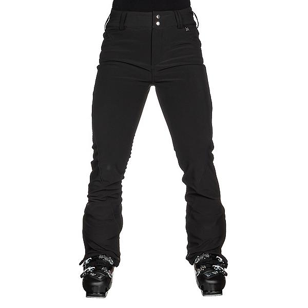 NILS Betty Womens Ski Pants, Black, 600