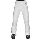 NILS Betty Short Womens Ski Pants, White, medium