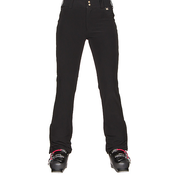 NILS Betty Long Womens Ski Pants, Black, 600