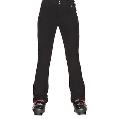 NILS Betty Long Womens Ski Pants, Black, viewer