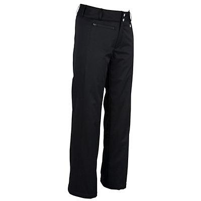 Nils Tommie Womens Ski Pants, Black, viewer