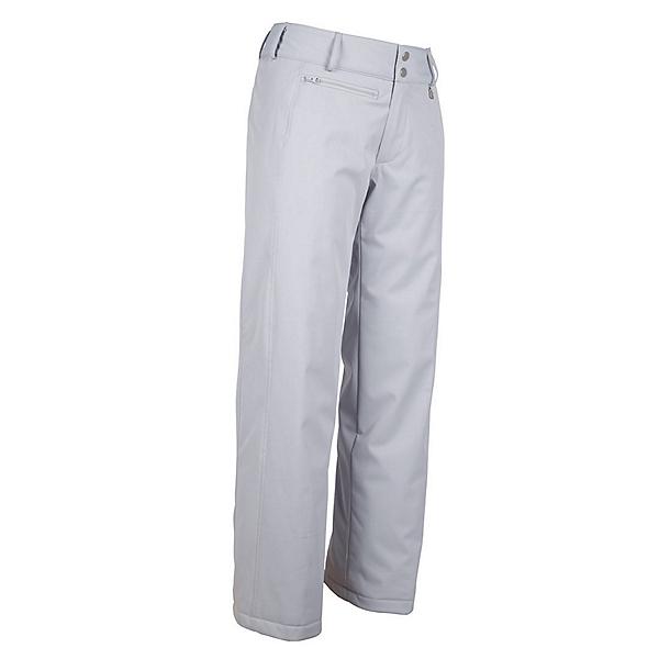 NILS Tommie Womens Ski Pants, Silver, 600