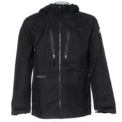 686 GLCR Ether 3-Ply Mens Shell Snowboard Jacket, Black Twill, medium