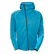 686 GLCR Apogee Tech Fleece Hoodie, Blue, medium