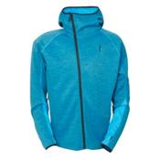 686 GLCR Apogee Tech Fleece Hoodie, Blue, medium