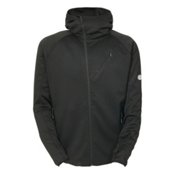 686 GLCR Apogee Tech Fleece Hoodie, Black, medium