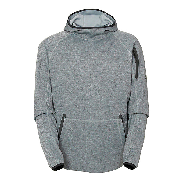 686 GLCR Exploration Tech Mens Hoodie, Grey, 600