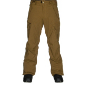 686 Authentic Smarty Cargo Mens Snowboard Pants, Duck Pincord, medium