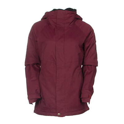686 Authentic Smarty Catwalk Womens Insulated Snowboard Jacket, , viewer
