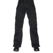 686 Authentic Mistress Womens Snowboard Pants, Black Diamond Dobby, medium
