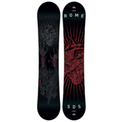 Rome Garage Rocker Snowboard, 148cm, medium