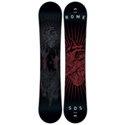 Rome Garage Rocker Snowboard, 152cm, medium