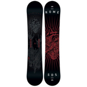 Rome Garage Rocker Snowboard, 154cm, medium