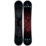Rome Garage Rocker Snowboard, 156cm, medium