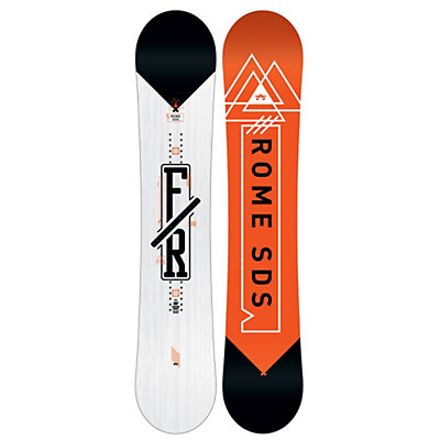 Rome Factory Rocker Snowboard, 152cm, viewer