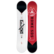 Rome Factory Rocker Snowboard, 155cm, medium