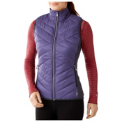 SmartWool Corbet 120 Solid Womens Vest, Desert Purple, medium