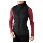 SmartWool Corbet 120 Solid Womens Vest, Black, medium