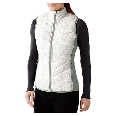 SmartWool Corbet 120 Printed Womens Vest, , viewer