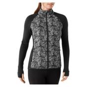 SmartWool Corbet 120 Printed Womens Jacket, Black, medium