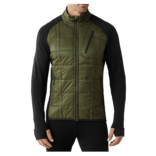 SmartWool Corbet 120 Mens Mens Jacket, Loden, 600