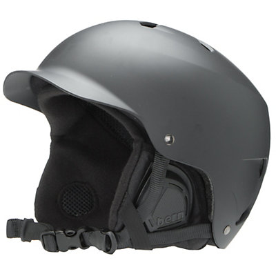 Bern Watts EPS Helmet 2017, Matte Black, viewer