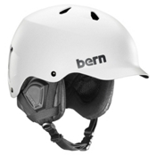 Bern Watts EPS Helmet 2016, Satin White, medium