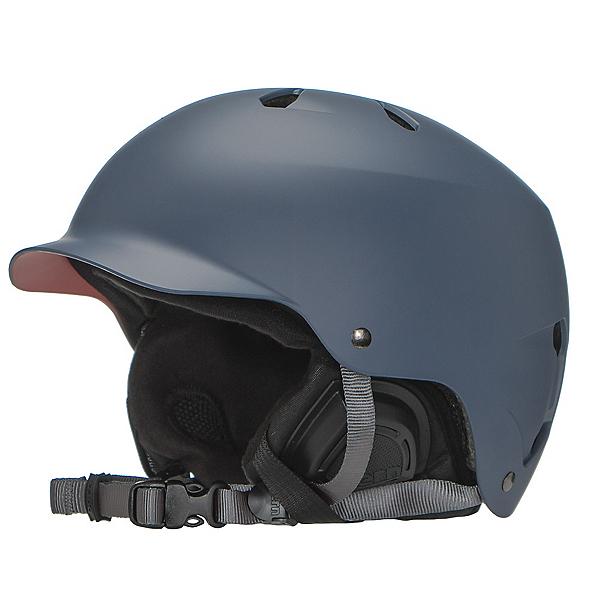 Bern Watts EPS Helmet, Matte Navy Blue, 600