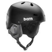 Bern Macon EPS Helmet 2016, Matte Black, medium