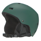 Bern Macon EPS Helmet 2017, Matte Hunter Green, medium