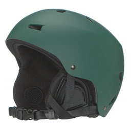 Bern Macon EPS Helmet 2017, Matte Hunter Green, 256