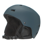 Bern Macon EPS Helmet 2017, Matte Muted Teal, medium