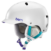 Bern Lenox EPS Womens Helmet 2016, Satin White, medium
