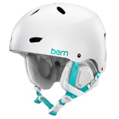 Bern Brighton EPS Womens Helmet 2016, Satin White, medium