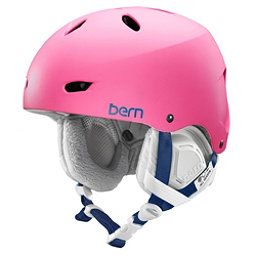 Bern Brighton EPS Womens Helmet, Satin Bubblegum Pink, 256
