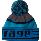 Orage Duofold Kids Hat, Emperor Blue, medium