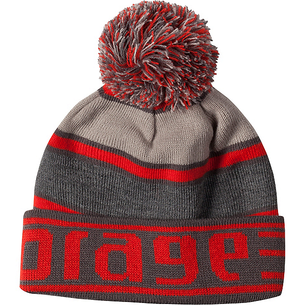Orage Duofold Kids Hat, Charcoal, 600
