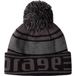 Orage Duofold Kids Hat, Black, 256