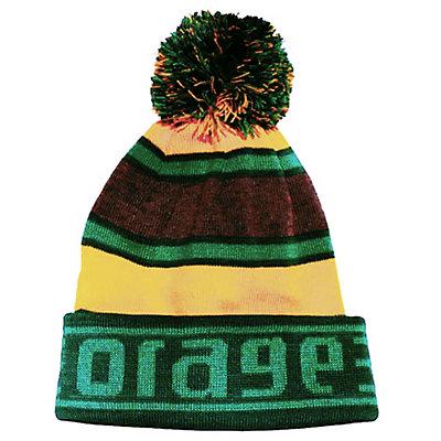 Orage Duofold Kids Hat, Emperor Blue, viewer